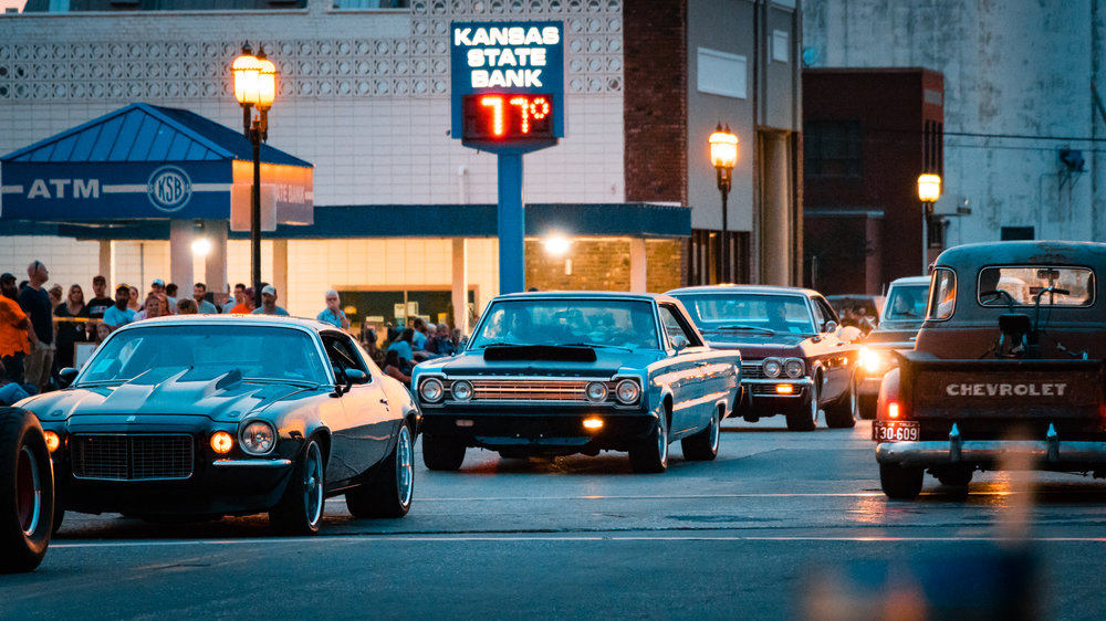 Car Show - Classics at Sundown