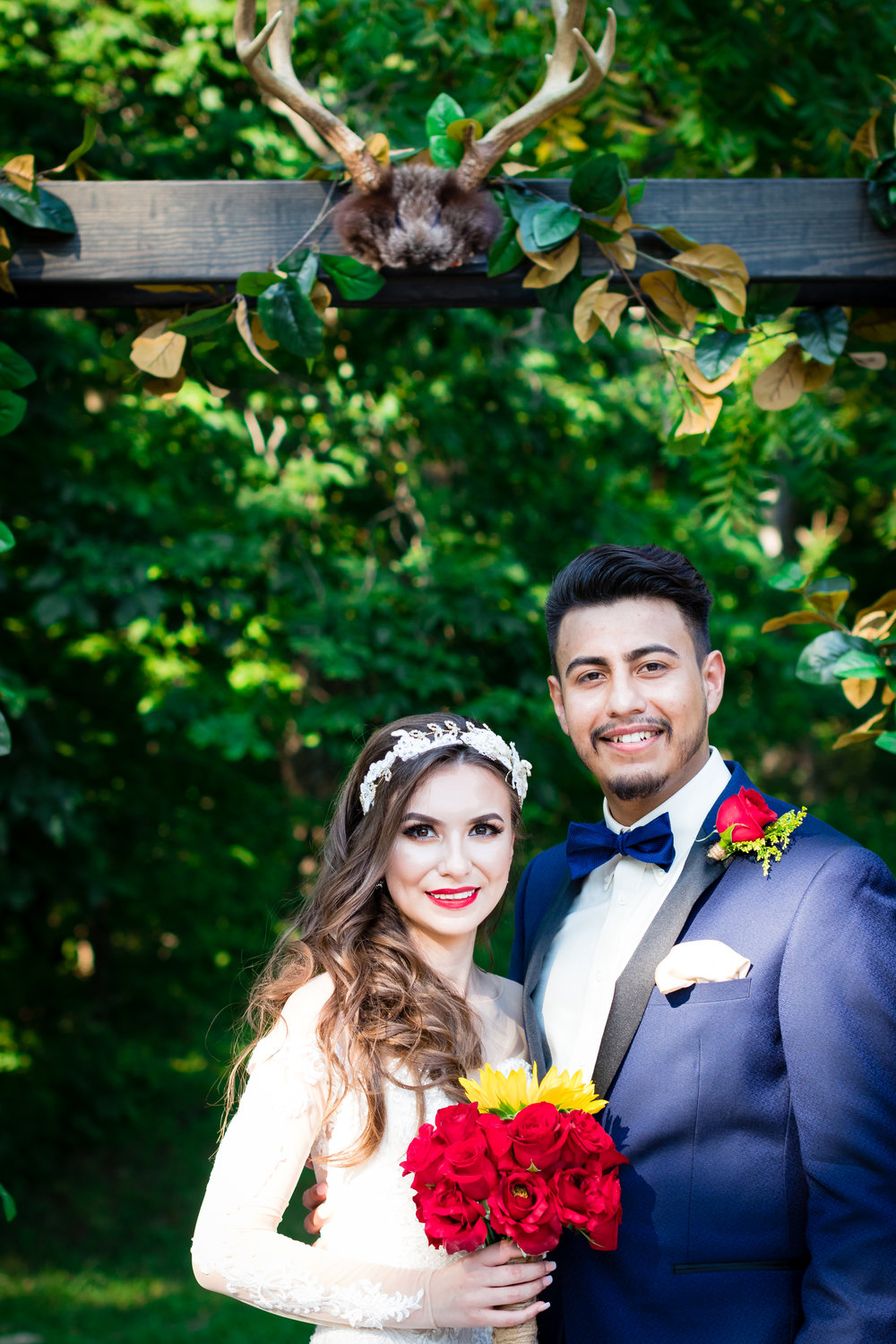 Weddings - Newly-Wed Portraits 2
