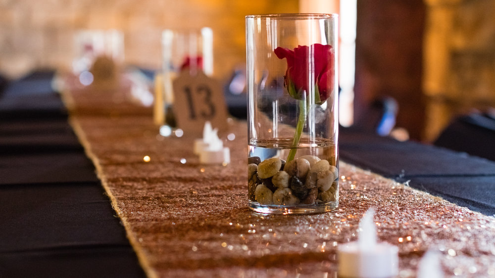 Weddings - Detail Shot of Table