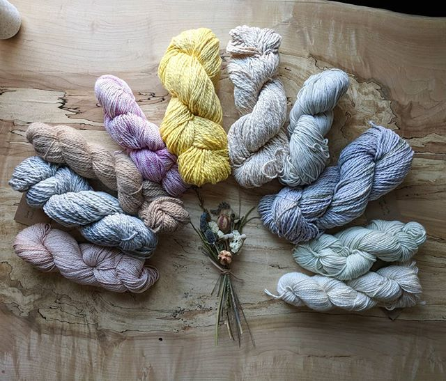💥FLASH SALE!💥 30% off all yarn with code FLASH30 until midnight tomorrow! ✌🏼 . . . . #knitsupply #knitting #organicyarn #handdyedyarn