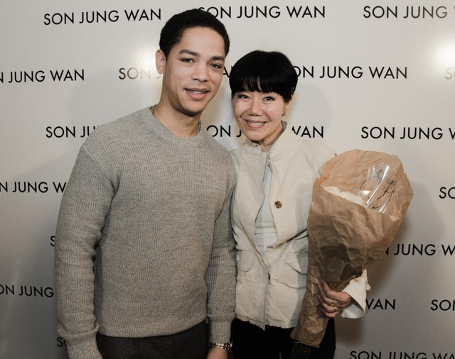 Jeremy Carver & Son Jung Wan
