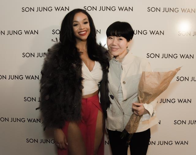 Masika Kalysha & Son Jung Wan