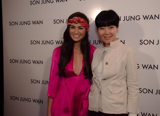 Calia Quinn & Son Jung Wan