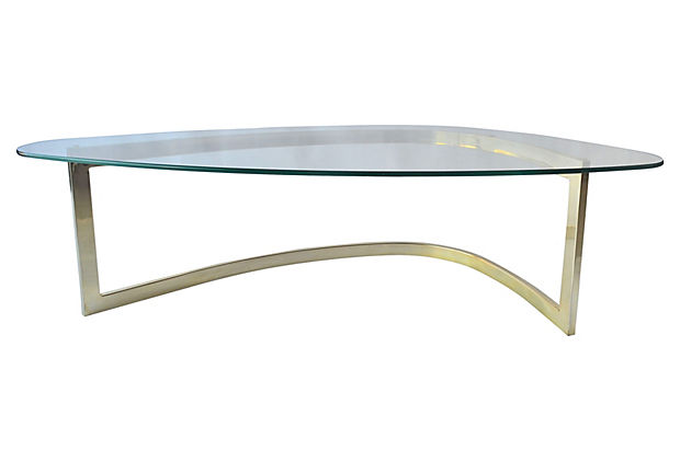 Brass Curved Coffee Table.jpeg