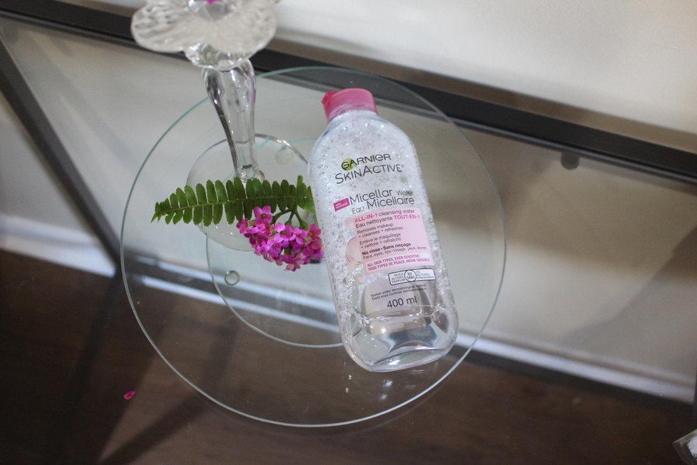 garner skin active micellar water