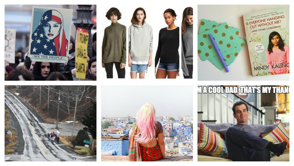 Photo #1: Bustle ,    Photo #2 &#3: Bev's Eye View ,  Photo #4 & #6: Buzzfeed  ,   Photo #5 The Everyday Girl