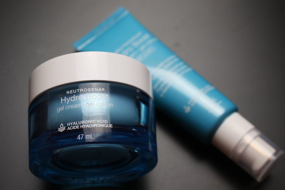 neutrogena hydro boos gel cream