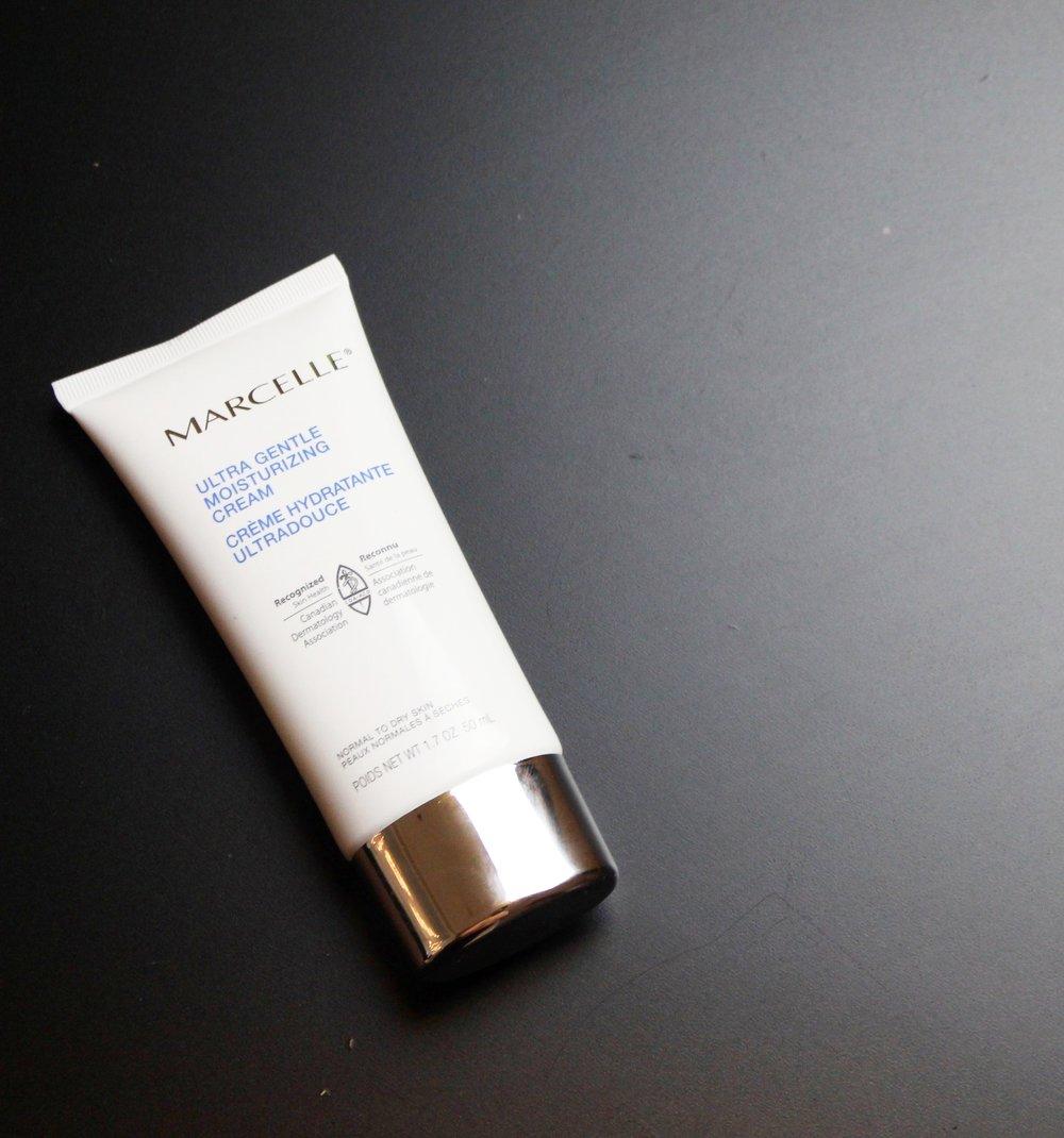 marcelle ultra gentle moisturizing cream