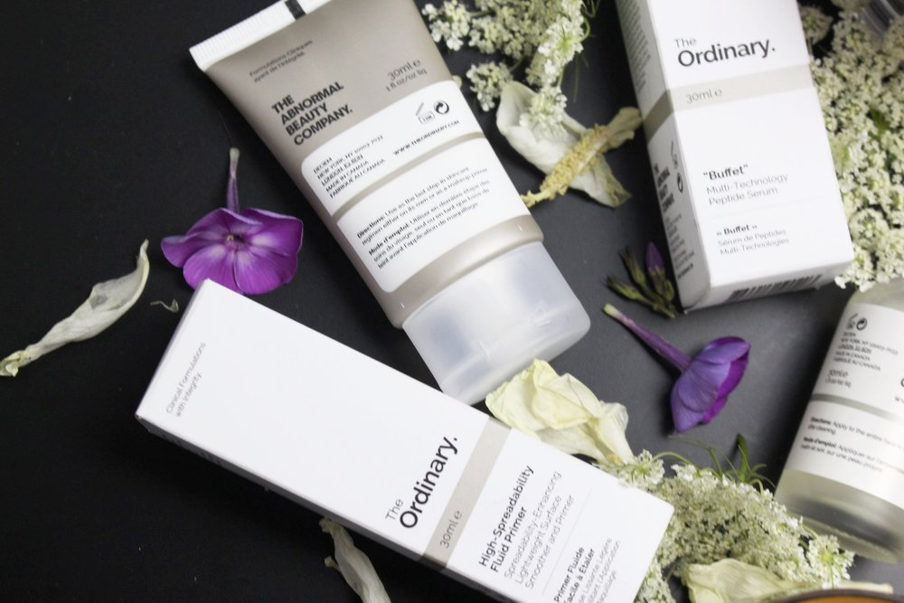 The ordinary's high-spreadability fluid primer review