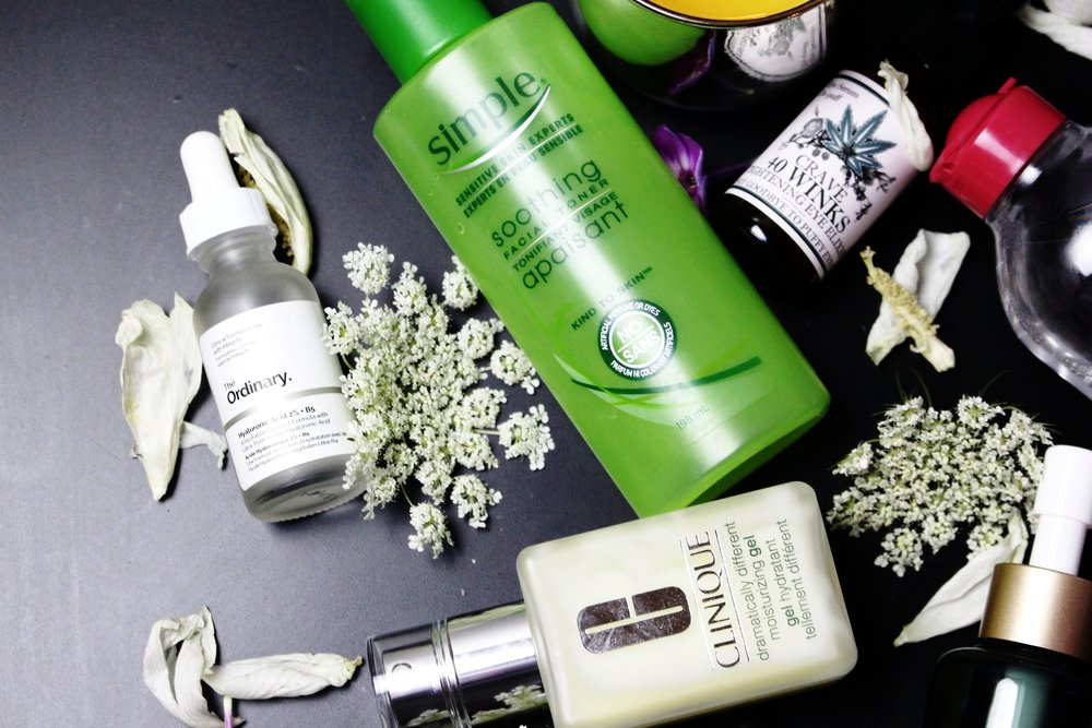 How To Create The Right Night Time Skincare Routine