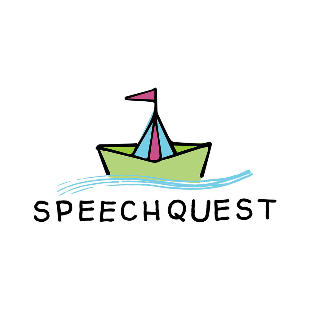 Logo / Speech Quest