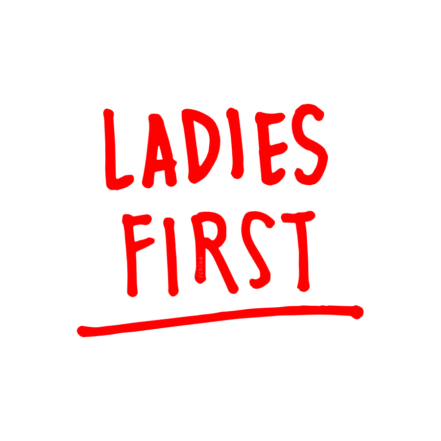 ladies first lyrics