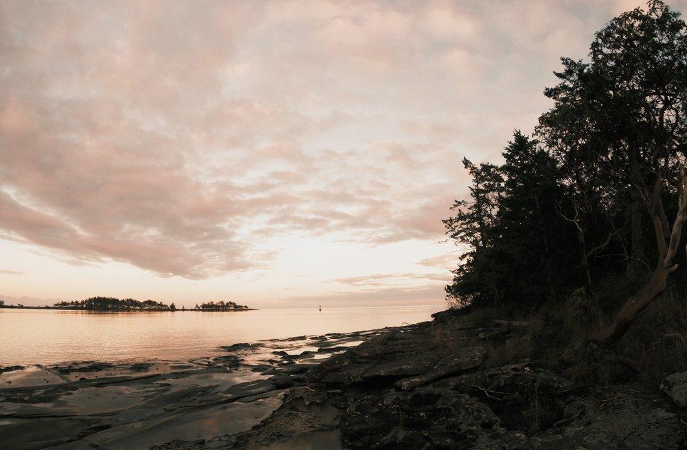 Kendrick Island, Gulf Islands, BC