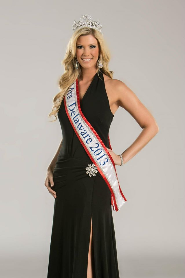 Mrs. Delaware 2013-Christine Rich