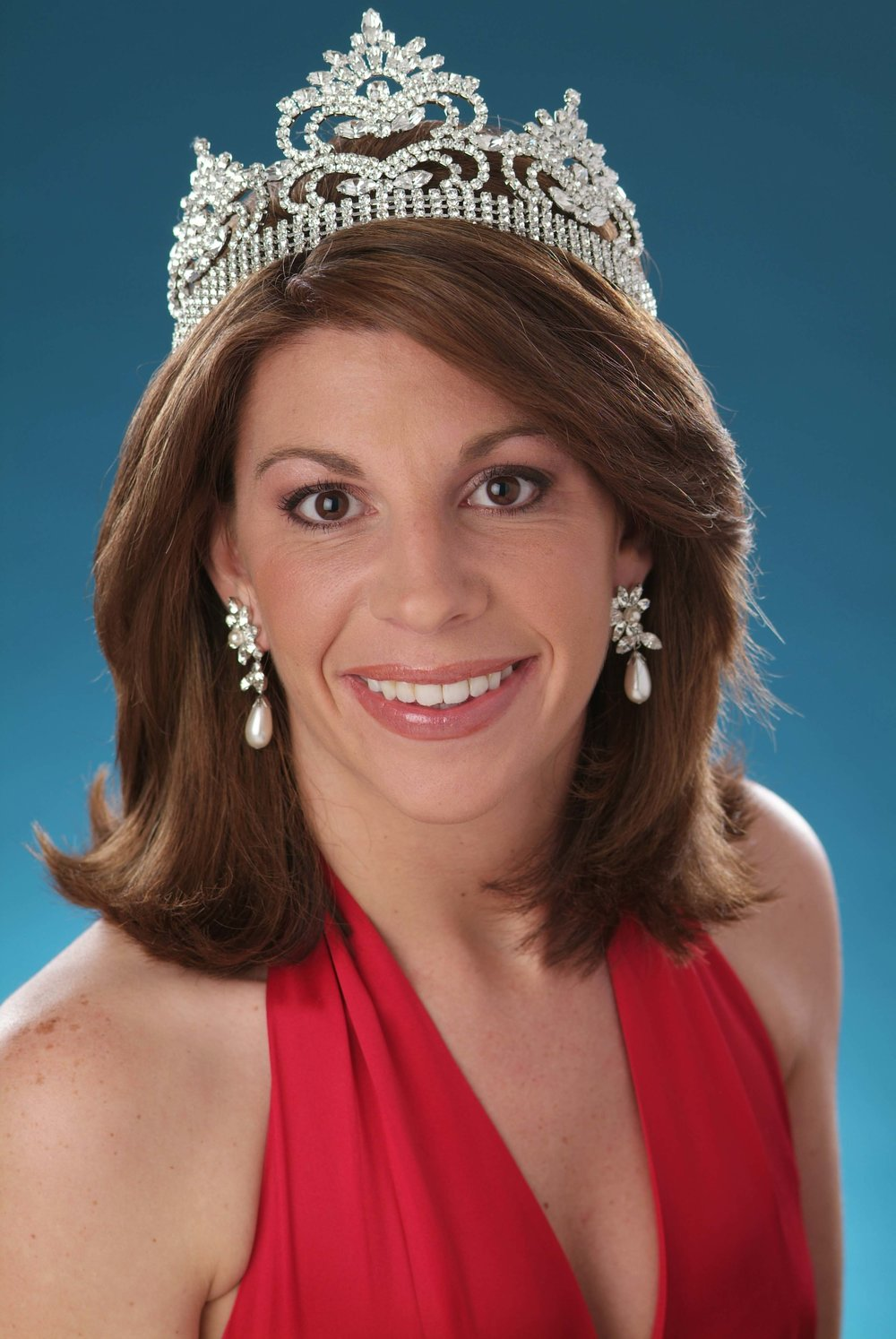 Mrs. Delaware America 2007-Angela Burns