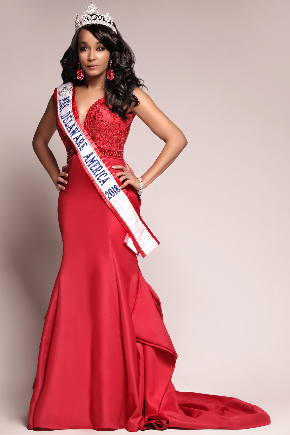 Mrs. Delaware America 2018-Kimberly Phillips