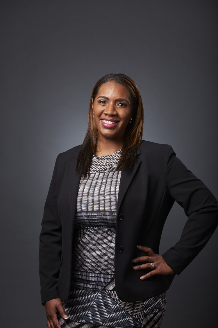 Tiana Rogers, Ph.D., MA, MA,  Policy Innovation Manager