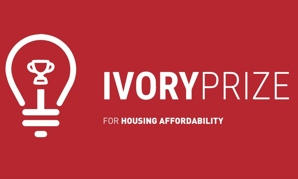 Four Recipients Awarded the Ivory Prize for Housing Affordability - The nation-wide innovation challenge recognizes solutions to the housing affordability crisis in three focus areas of construction and design, finance, and, public policy and regulatory reform.