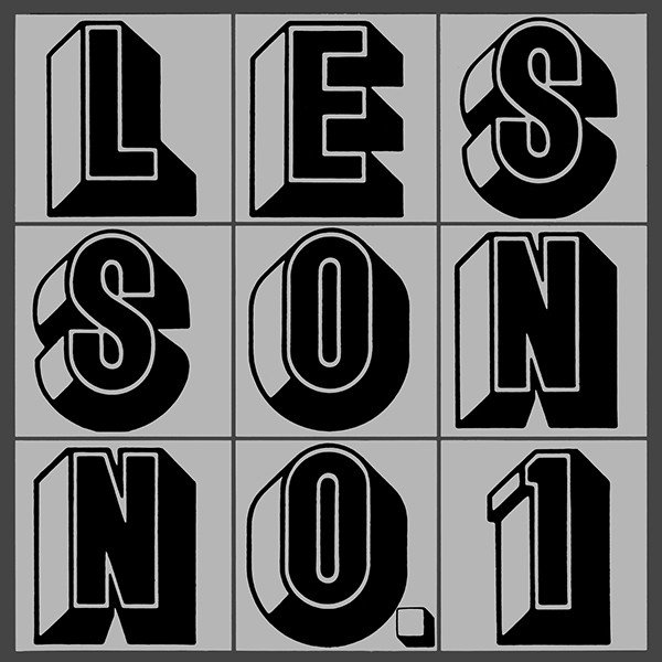 Glenn Brance -  Lesson No. 1  (99 Records/Superior Viaduct 1980/2014)