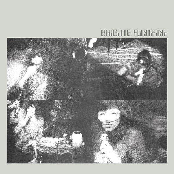 Brigitte Fontaine - s/t  (Saravah/Superior Viaduct 1976/2016)