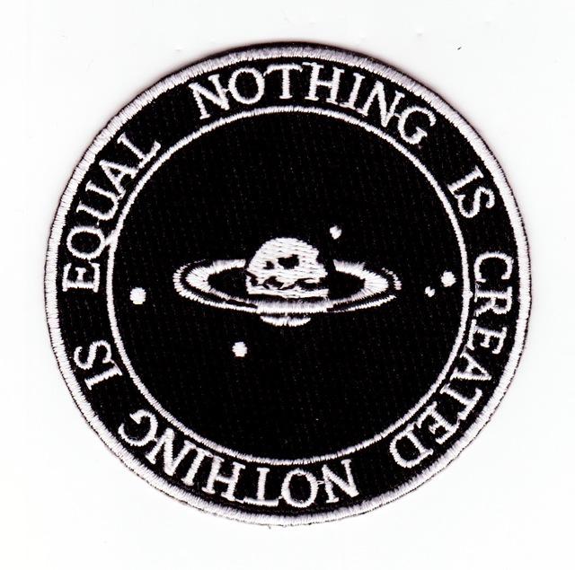 Cosmos Patch  via Strike Gently Co.