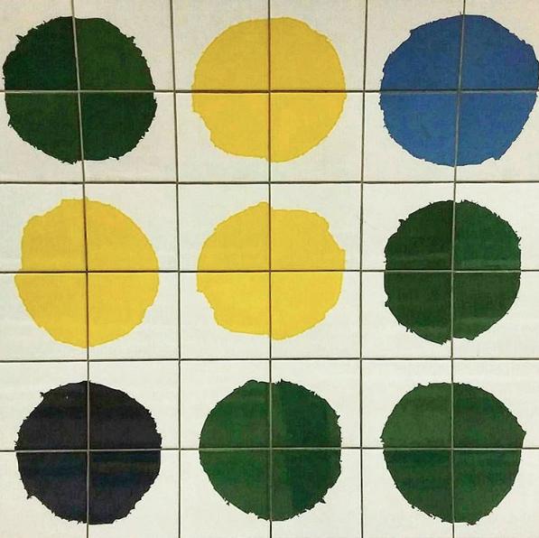 Green Park Station. Image via  tube_patterns
