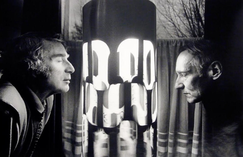 Brion Gysin, his Dream Machine, and WIlliam H. Burroughs