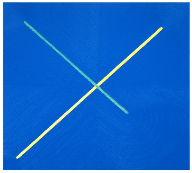 """Osamu Kobayashi, Pixy , 2015, oil on canvas, 18"""" x 20"""""""