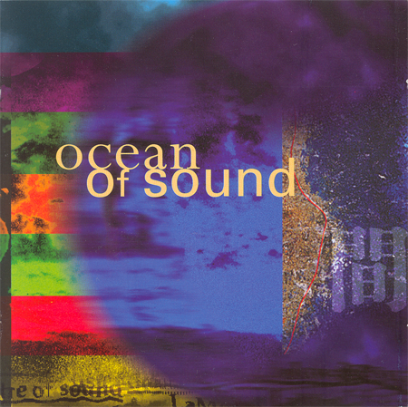 Various -  Ocean of Sound  (Virgin 1995) - Fantastic ambient music compilation that came with the book's original pressing and featuring the likes of Aphex Twin, John Cage, King Tubby, Ornette Coleman, Jon Hassell, and a bunch of other cool dudes (while Toop's gender politics seem on-point in print, his curation is a bit wanting here).