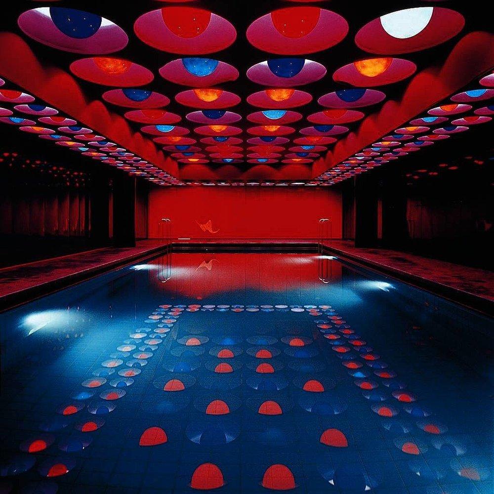 Verner Panton -  Swimming Pool (1969)