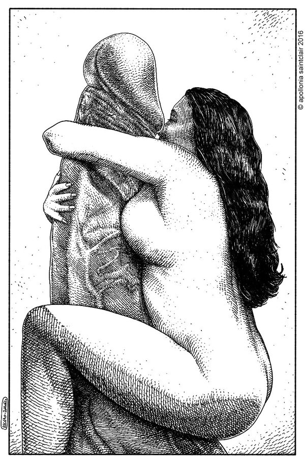Apollonia Sainclair -  L'Itiphalle (Can't get enough of your love, Darling)