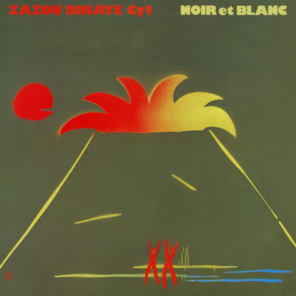 Zazou/Bikaye/Cy1 -  Noir er Blanc (Crammed Discs 1983/2017)