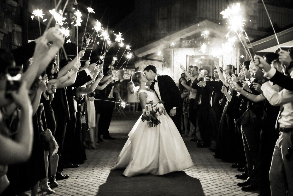 sparkler-exit-deer-valley-weddings-pepper-nix-photography