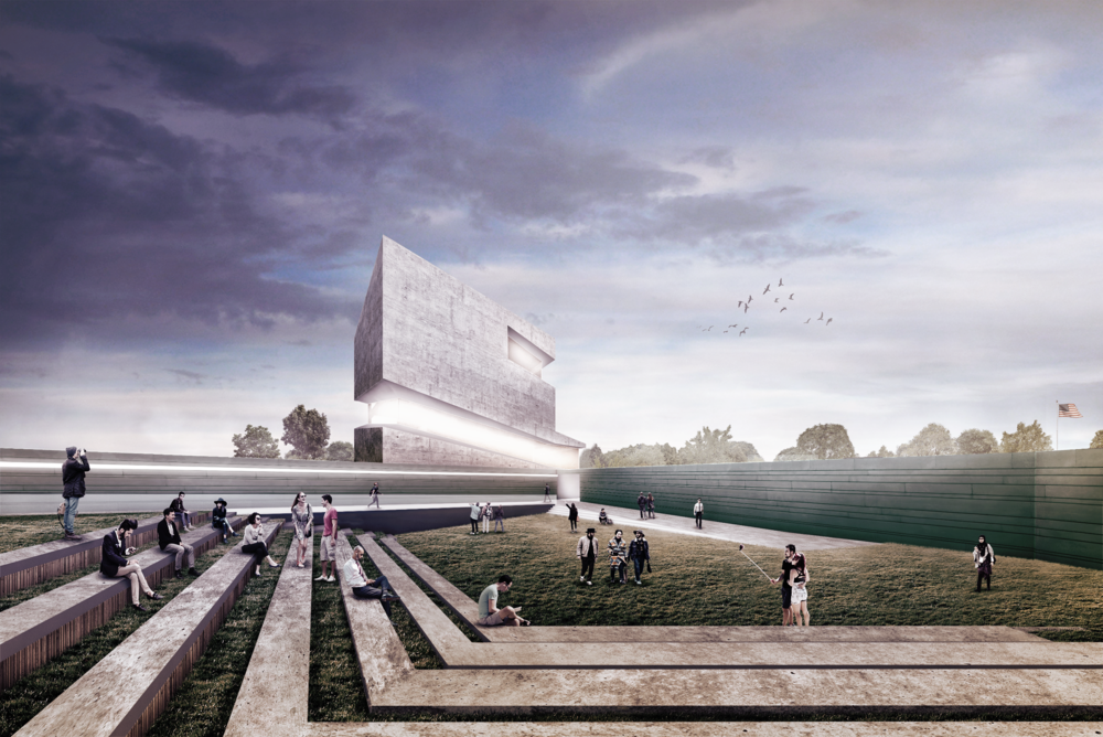 NEW YORK CITY LIBERTY MUSEUM   |  COMPETITION