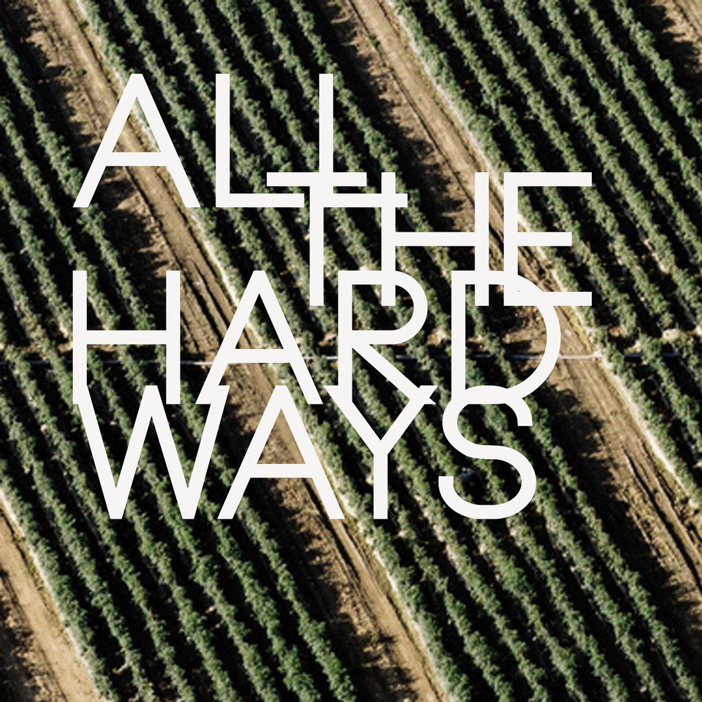 All the Hard Ways EP by Ricky Garvey