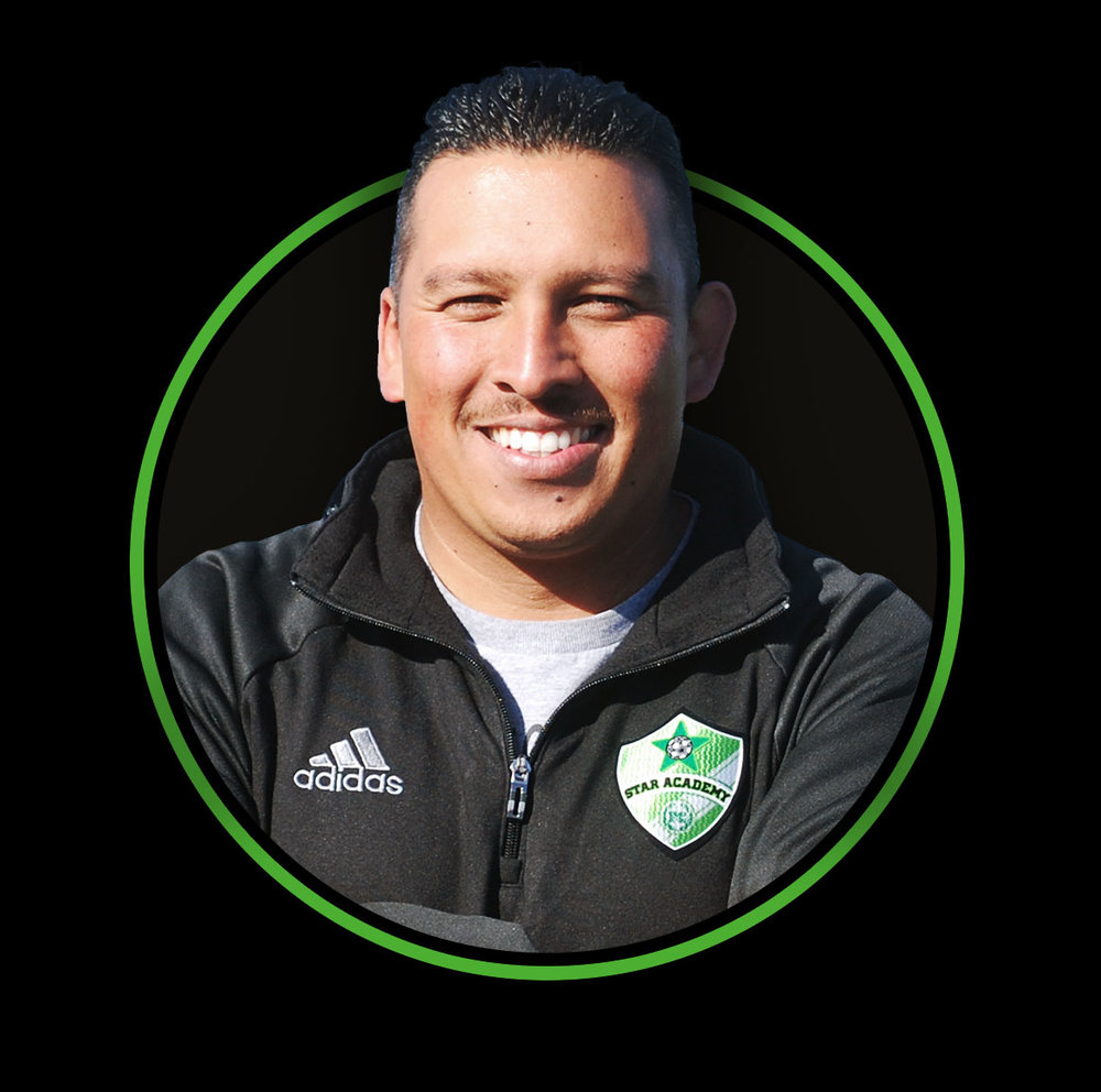 Enrique Rosales - Development Academy CoachUSSF A license (in-process)