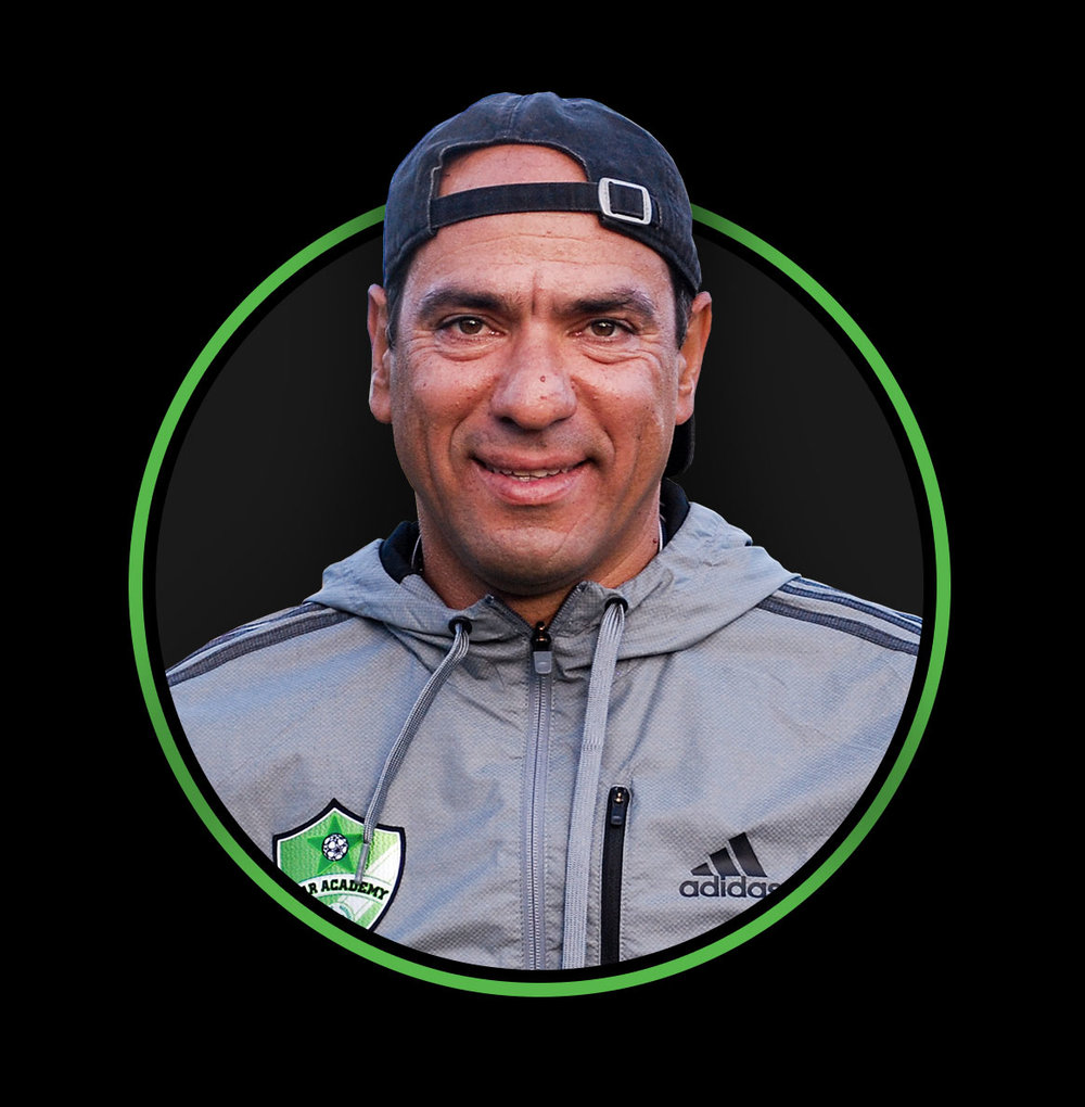 Juan Porras - Development Academy CoachUSSF B license