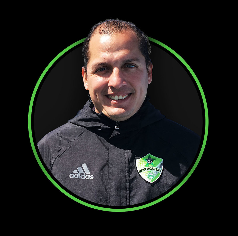 Alex Pozo - Development Academy CoachUSSF B license
