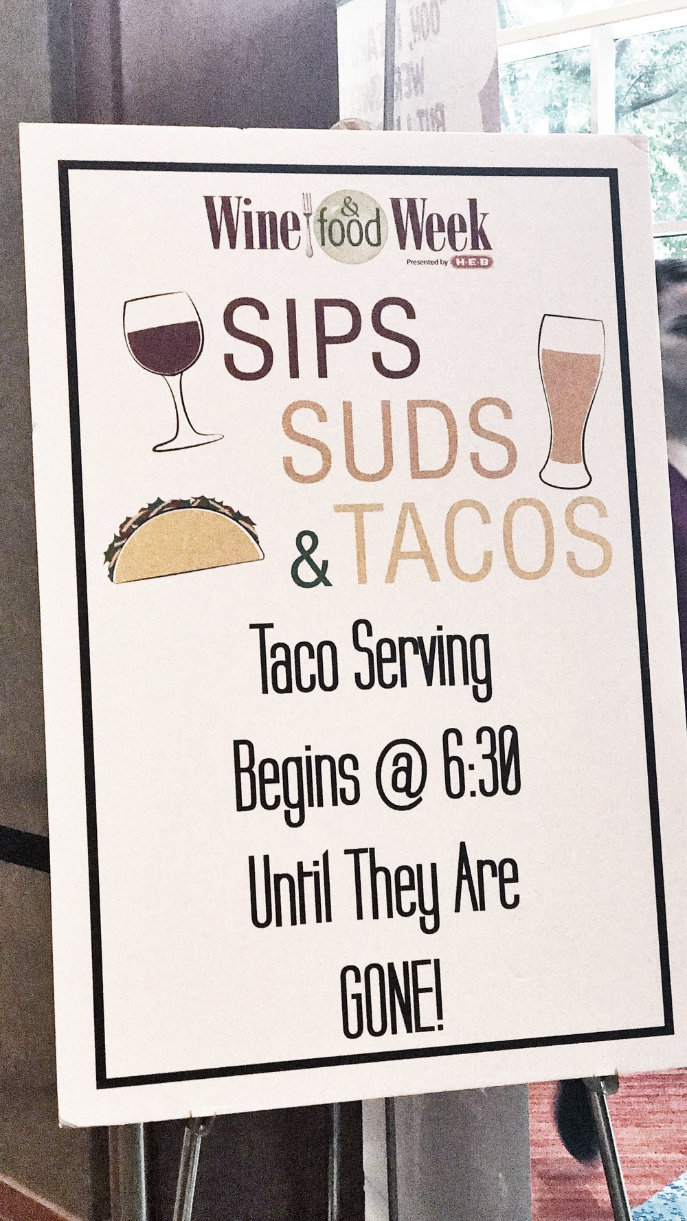 Sips Suds & Tacos