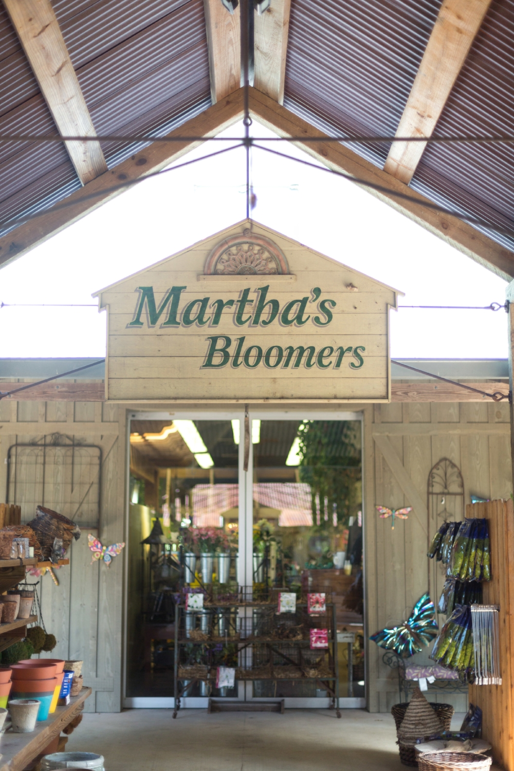 Martha's Bloomers