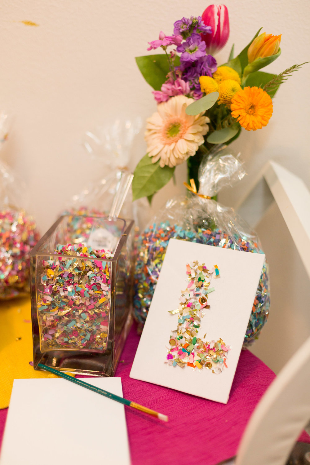 The Confetti Bar