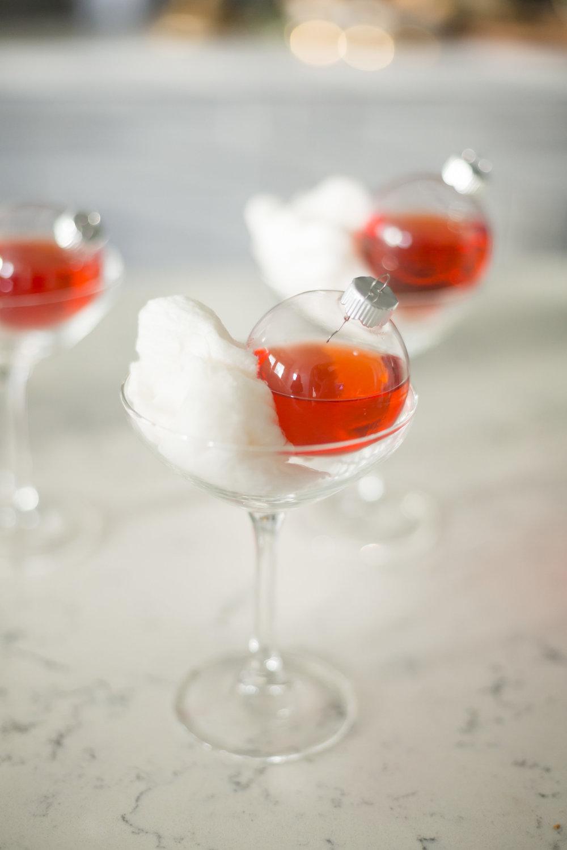 Christmas Cocktail-tini