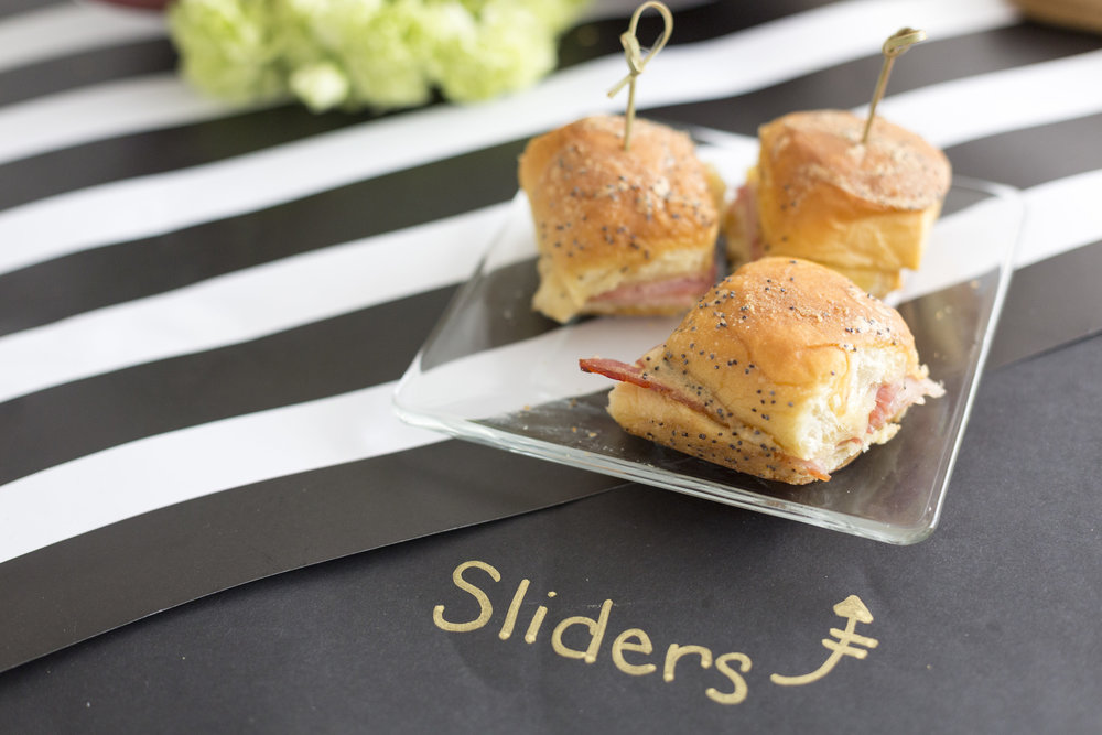 Ham & Cheese Sliders