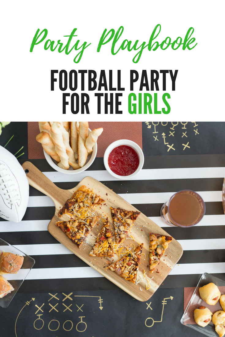 Party Playbook - Football Party Ideas