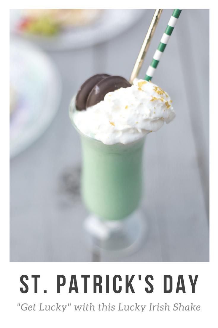 Irish shake