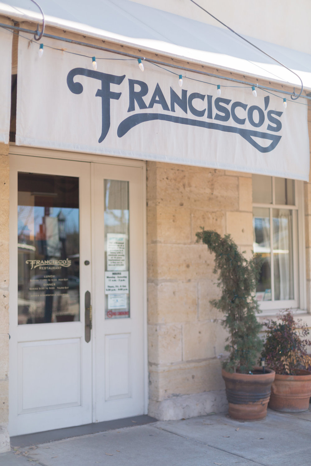 Francisco's Restaurant