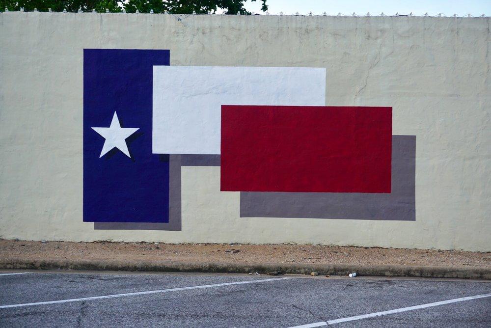 Brenham Texas murals