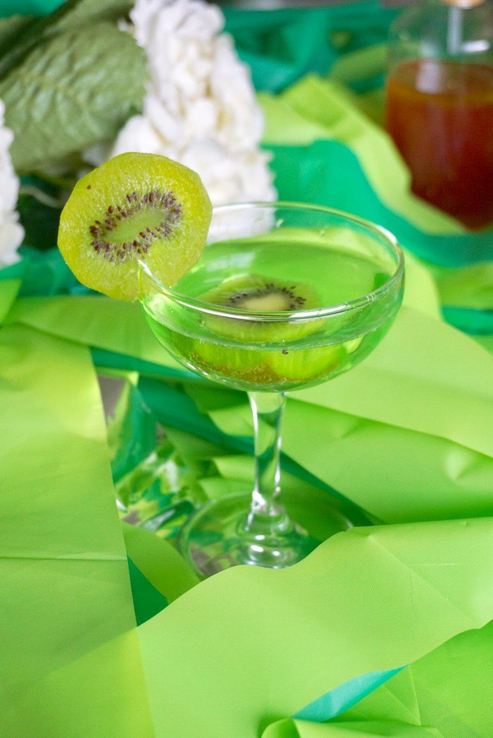 green kiwi party