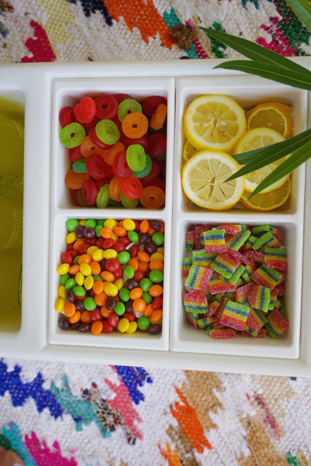 Color Cooler Party