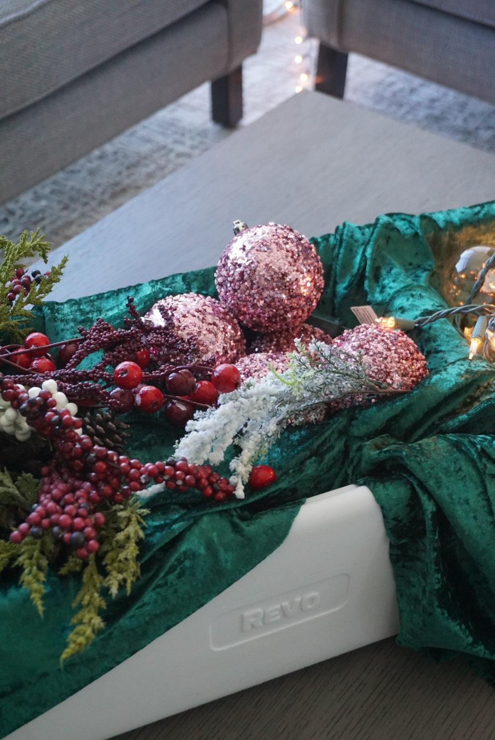 Christmas Craft Station - DIY